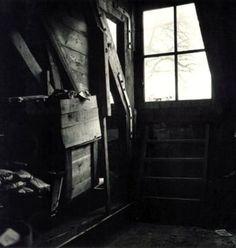 The attic of the Secret Annex.