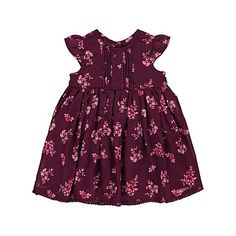 Floral Print Dress | Baby | George