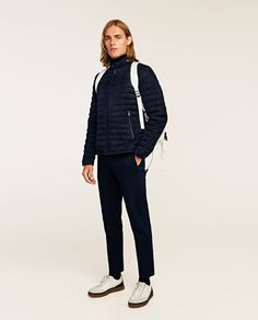 ZARA - MAN - PUFFER JACKET