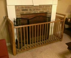 Stove Fence For The Home In 2019 Diy Wood Stove