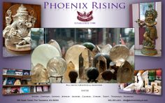 Phoenix Rising a Full Service Metaphysical Bookstore, Port Townsend, WA Port Townsend, Phoenix Rising, Bookstores, Washington State, Pacific Northwest, North West, Incense, Aromatherapy, Tarot