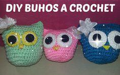 DIY búhos a crochet | Manualidades