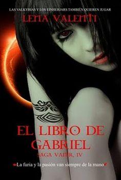 La cuarta entrega de la Saga Vanir es el Libro de Gabriel. Lena Valenti introduce a las Valkyrias en el Ragnarök y lo hace como siempre, de la mano de Editorial Vanir. Una historia de chicas con oj…