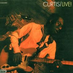 Curtis Live ~ Curtis Mayfield