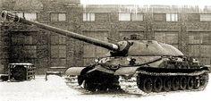 IS-7 experimental soviet heavy tank