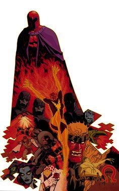X-Villains poster by `Devilpig on deviantART