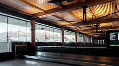 Jackson Hole Airport, Phase II   Projects   Gensler