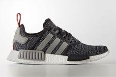 3345e11f0 adidas NMD R1 Grey Glitch Pack - Sneaker Freaker