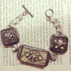 bracelet by Carrie Harney
