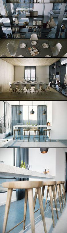 R Apartment by Sleiman Sbeih