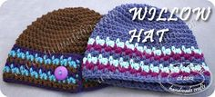Willow Hat Pattern -
