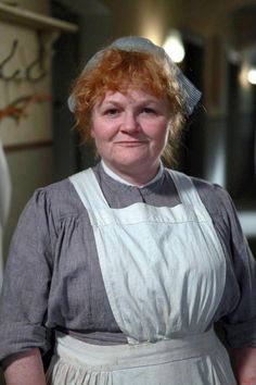 """Lesley Nicol, sister of Dr. Philip Nicol – owner of The Diabetes Center in Murrells Inlet – has played Mrs. Patmore for all six seasons of the British TV series """"Downton Abbey,"""" which will have a two-hour series finale on March 6 on PBS."""