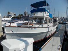 32' Grand Banks 32' Sedan Trawler