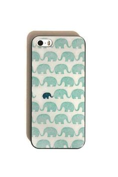 Or perhaps this elephant-patterned case.