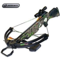 Barnett Revolution AVI Crossbow