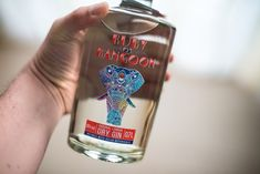 Ruby of Rangoon London Dry Gin Whisky, London Dry Gin, Minden, Gin And Tonic, Lidl, Vodka Bottle, Drinks, Madness, Names