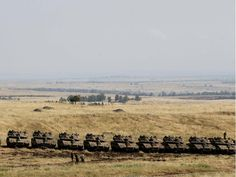 More irresponsible Trumpish stick-poking in hornet's nests - America could recognise Israeli sovereignty over Golan Heights, senior minister claims | The Independent
