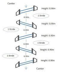 Bildresultat för jump grids horse