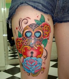 awesome tattoos for women | 99 Awesome Tattoos for Women – Part I | Tattoos Mob