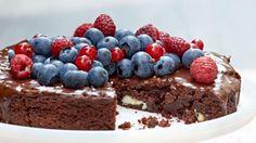 Brownies med chokotopping | Ugebladet SØNDAG