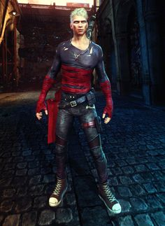 DmC: Devil May Cry - Neo Dante outfit