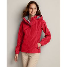 Eddie Bauer Womens WeatherEdge� Rainf... $49.99 #bestseller