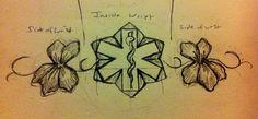 medical alert symbol tattoo - Google Search