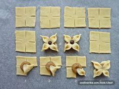 Jasmin keksi — Coolinarika Fun Cookies, Cake Cookies, Cupcake Cakes, Apple Pie Cake, Pie Crust Designs, Puff Pastry Desserts, Vegan Party Food, Kolaci I Torte, Favorite Cookie Recipe