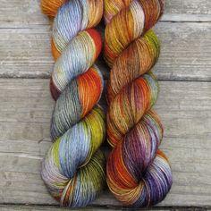 Soul Food - Kilimanjaro 437 - Babette. I so love these colors.