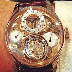 #zenith #tourbillon #watch #saat #watchmaker #new by watchs_maker_saat_tamiri