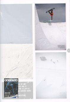 Onboard - European Magazine - Ethan Morgan - Snow Team - August12