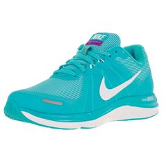 Updated with two robust Flywire cables in the midfoot, these Nike running shoes offer a dynamic fit in the upper with the same dual-density, ultra-smooth ride you know and love. Color: Blue Fit true t