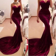 There may never be an excuse to wear it but I love dresses like this that show off the beauty of feminine curves