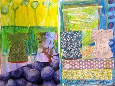 Art Journal Diana Trout