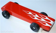 Fast Pinewood Derby Cars | Details about Fast Pinewood Derby Car 100% Legal-Race Ready