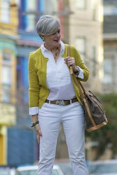 chartreuse | style at a certain age