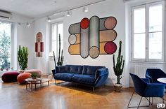 "12 Likes, 1 Comments - BestArchiDesign (@bestarchidesigndeco) on Instagram: "" Milan Design Week 2017 : [ Fuorisalone partie 1 ]  Très belle mise en scène chez…"""