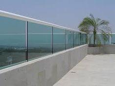 Image result for balcones modernos de vidrio