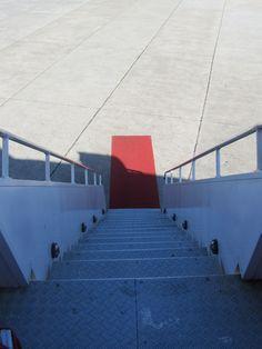 Red Magic Carpet - TAM Airlines