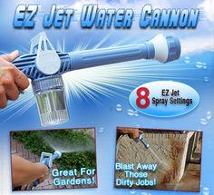 EZ Jet Water Canon Rp 80.000