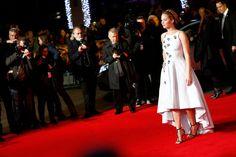Jennifer Lawrence Photos - 'The Hunger Games: Mockingjay Part 1' Premiere - Zimbio