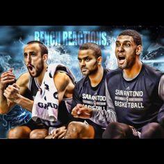 San Antonio Spurs. #GoSpursGo #SpursNation