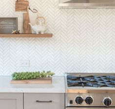 17 Of Our Favorite Tile Backsplash Ideas For Behind The Stove In The Kitchen.  Which