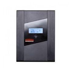 Zasilacz awaryjny UPS Lestar Z-2050s L-INT 2000VA/1200W AVR 3xIEC 2xSCH USB RJ LCD BL