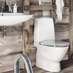 [Rustic and contemporary bathroom design Scandi Home, Nordic Home, Scandinavian Home, Baths Interior, Kitchen Interior, Kitchen Design, Cocinas Kitchen, Contemporary Bathroom Designs, Bath Design