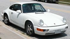 "The first 964s available in 1989 were all wheel driveequipped ""Carrera 4"" models; Porsche added therear wheel drive Carrera 2 variant to the range in 1990."