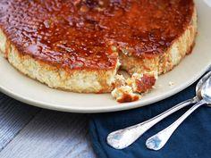 Flan De Arroz Con Leche (Rice Pudding Flan)