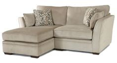 Small Chaise Lounge Sofa  sc 1 st  Pinterest : chaise love seat - Sectionals, Sofas & Couches