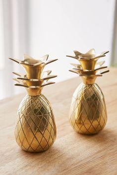 Slide View: 1: The Pineapple Co. Pineapple Shot Glasses Set