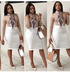 Outfits ideas for church,funeral email c casual work outfits Classy Work Outfits, Classy Dress, Chic Outfits, Fashion Outfits, Woman Outfits, Office Outfits, Womens Fashion, Office Wear, Fashion Ideas